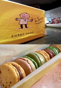 """Macarons by Pierre Hermé"" by Arnold Gatilao is licensed under CC BY 2.0"