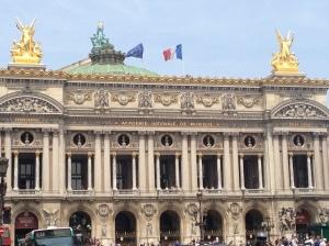 Le Palais Garnier, Paris