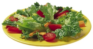 Side salad is a US public domain work