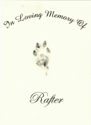 Rafter Paw