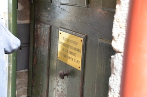 Door to a Traboule