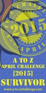 A to Z 2015 Survivor