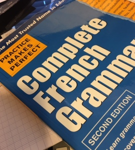 La grammaire...le mal nécessaire